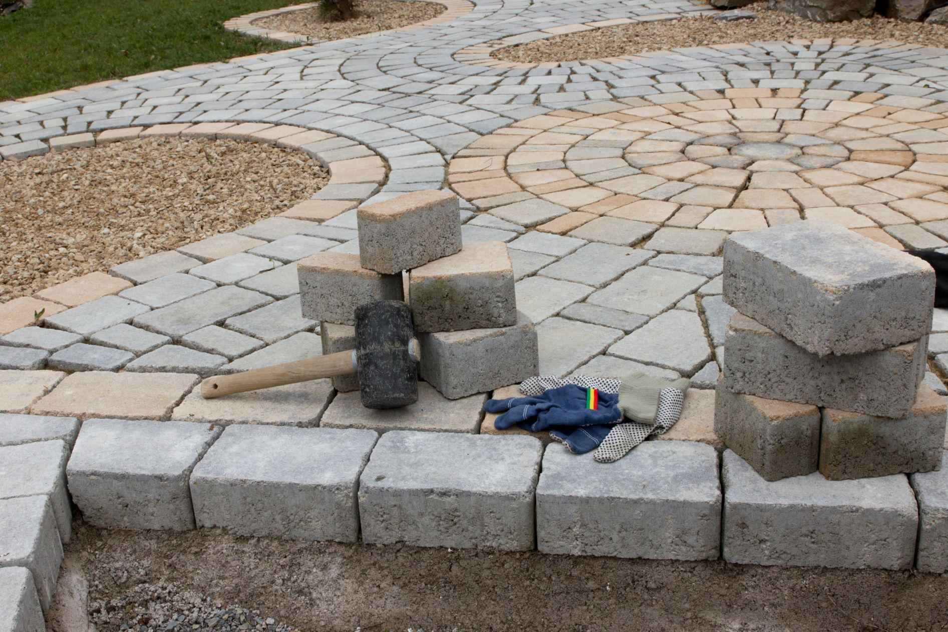 Driveway Paving in Mecklenburg County
