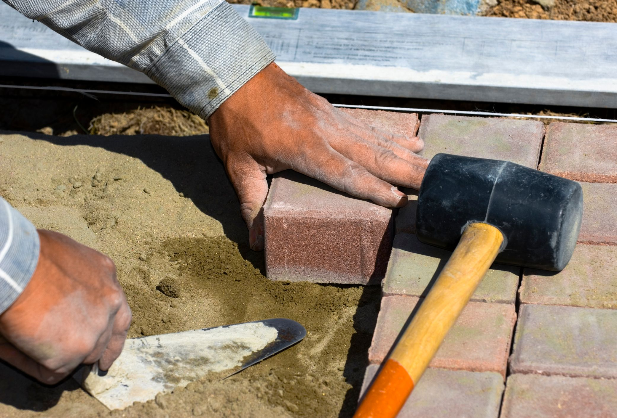 Expert Paving Services in Mecklenburg County
