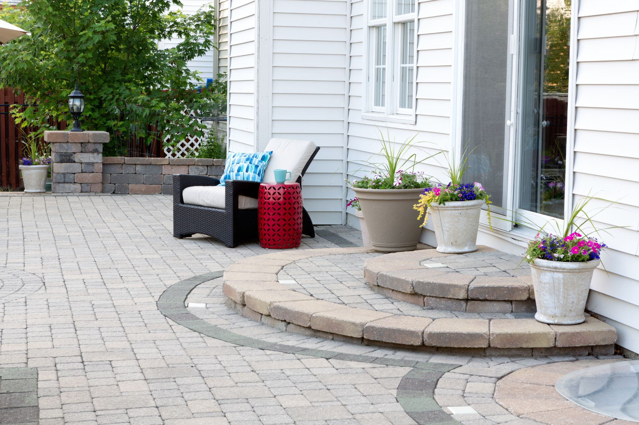 Paver Installation Services in Charlotte